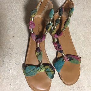 Cynthia Rowley Sandals Size 9M